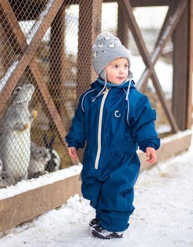 одежда ребенка в зимний период